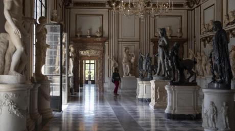 In Italien durften die Museen in dieser Woche zum ersten Mal seit Anfang März wieder öffnen.