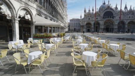 Venedig diskutiert darüber, wie Tourismus nach der Krise aussehen könnte.
