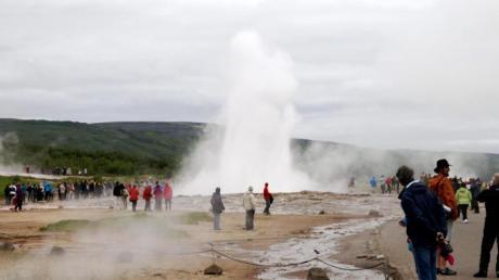 Derzeit gibt es in Island nur zwei aktive Corona-Fälle.