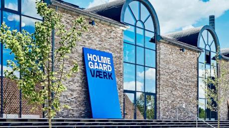 Neue Touristenattraktion auf der dänischen Insel Seeland:Die ehemalige Glashütte Holmegaard ist jetzt ein interaktives Museum und Zentrum für Glaskunst.
