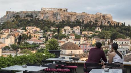 Griechenland hat die wegen der Corona-Pandemie verhängten Maßnahmen gelockert. Auch die archäologischen Stätten sind wieder geöffnet.