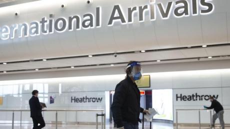 England lockert seine Vorschriften für Einreisende: Besucher unter anderem aus Deutschland, Frankreich, Spanien und Italien müssen sich ab dem 10. Juli bei ihrer Ankunft nicht mehr 14 Tage in Quarantäne.