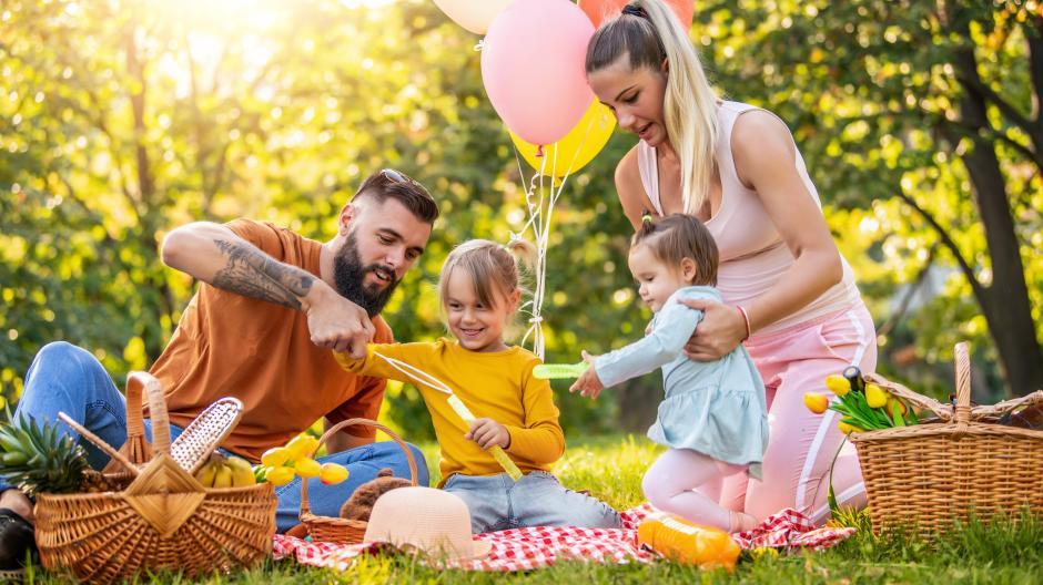 Sonntag ist Muttertag und das Wetter soll schön werden - also ab zum Picknick. Hier gibt's dafür die besten Tipps.