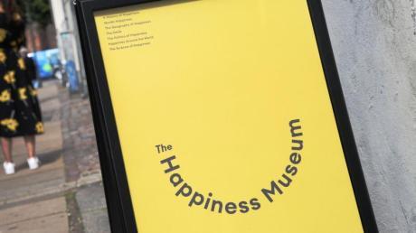 Die Dänen wissen, wie man glücklich wird. Einige Hinweise darauf finden Besucher auch im Glücksmuseum, das nun im Stadtkern von Kopenhagen eröffnet wurde.
