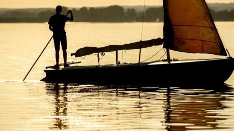 Der Dümmer See ist in diesem Jahr ein beliebtes Urlaubsziel.