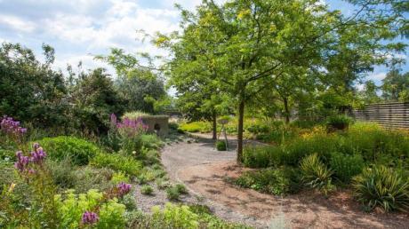 Die Garten Tulln wurden 2008 angelegt. Die 70 Musterschaugärten kommen ohne Torf, Chemie oder Pestizide aus.