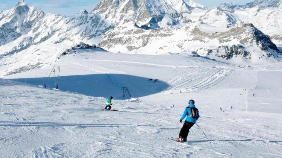 Wie wahrscheinlich ist es heuer, dass Skifahrer überhaupt in den Winterurlaub fahren können?