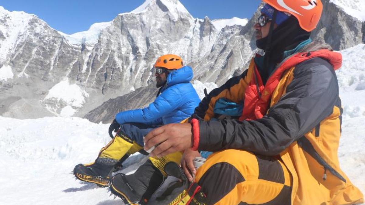 Todeszone Everest