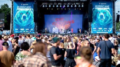 Sieben große Open-Air-Festivals in Deutschland und der Schweiz fallen auch in diesem Jahr aus. Dazu zählt auch das Hurricane Festival in Scheeßel.