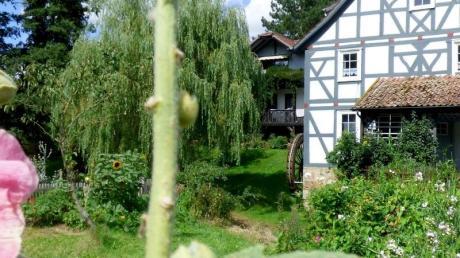 Der Weidelshof liegt im nordhessischen Berglang - die Heimat der Gebrüder Grimm.