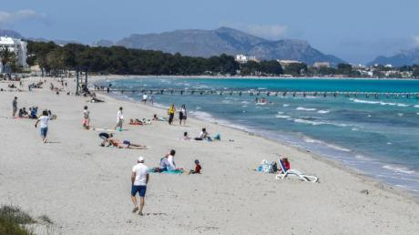 Die Corona-Lage auf Mallorca bleibt weiterhin entspannt.