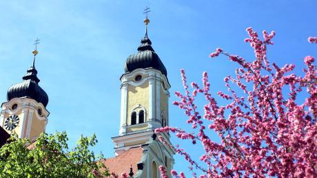 Mit einer 360-Grad-Tour können sich Interessierte bald virtuell über das Klosterareal führen lassen.