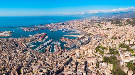 Genua gilt als die Hauptstadt des Pestos.