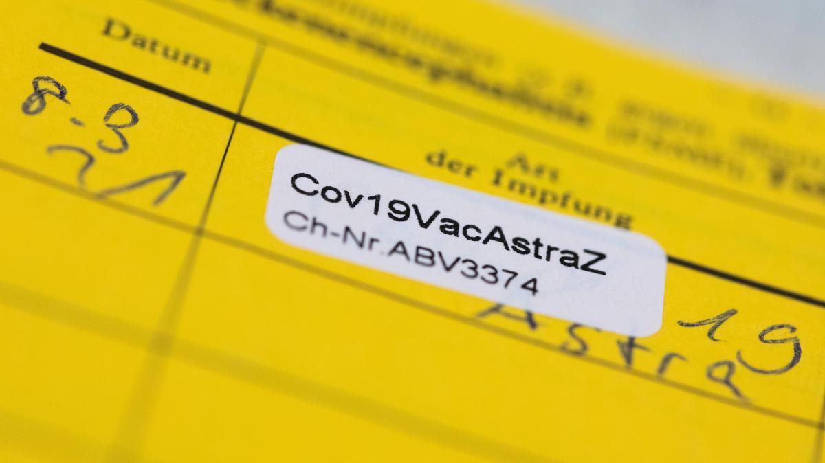 Corona Pandemie So Soll Der Impfpass Das Reisen Wieder Moglich Machen Augsburger Allgemeine