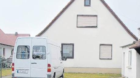 In diesem Haus wurde ein 71-jähriger Rentner tot aufgefunden.