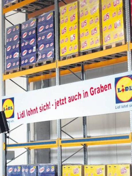 Einweihung Auf Dem Lechfeld Lidl Schafft Logistikzentrum Mit 170 Arbeitsplatzen Schwabmunchner Allgemeine