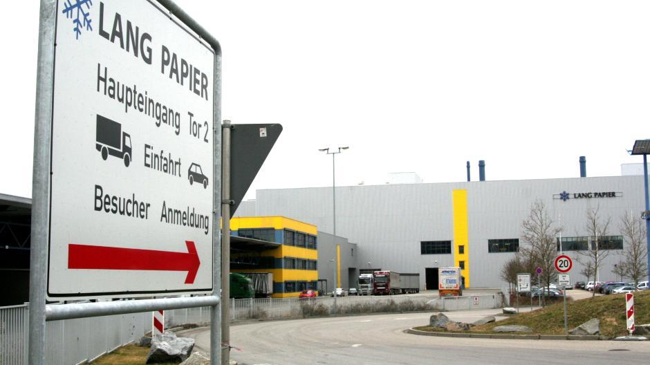 Pada tahun 2011, grup besar Finlandia UPM mengakuisisi Grup Myllykoski seharga hampir € 900 juta - dan bersamanya pabrik kertas Lang di Ettringen.