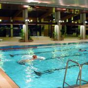 Das Aquamarin in Bobingen rechnet am Wochenende mit vielen Augsburger Gästen.