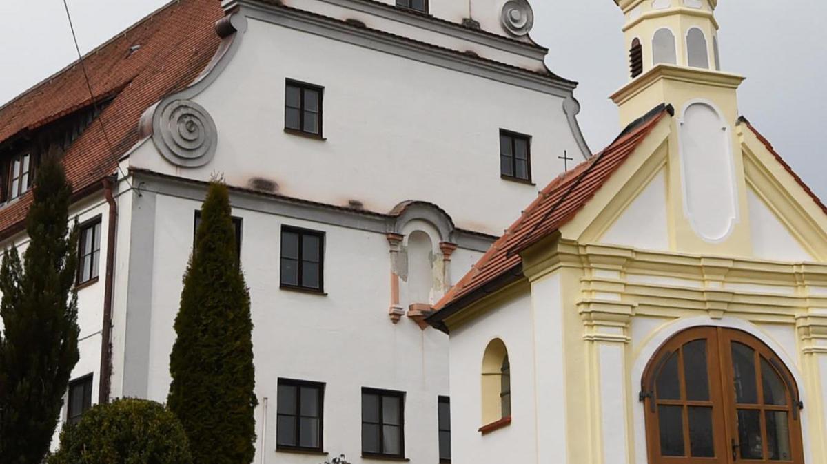 Gessertshausen Weiherhof Wird Depot F R Kunst Aus