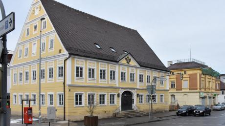 Bereits im Jahr 2017 sollte die Sanierung des Alten Rathauses abgeschlossen sein. Doch daraus wurde nichts.