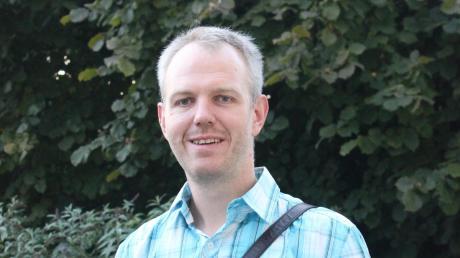 Wilfried Bachmeir ist sowohl der Landtags- als auch der Bezirkstagskandidat für die Piratenpartei.