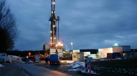 Auf dem Lechfeld wird zukünftig von einem neuen Unternehmen Erdöl gefördert.