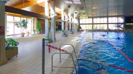 Die Stadt Bobingen ändert die Eintrittspreise für das Aquamarin.
