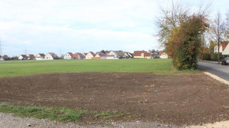 """Mit dem Vorentwurf des Bebauungsplanes """"Südlich der Rainstraße"""" hat sich der Gemeinderat Oberottmarshausen beschäftigt."""