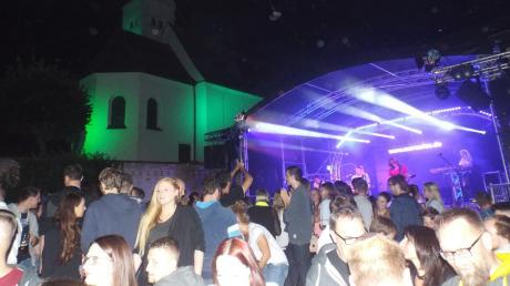 Auch in diesem Jahr wird es in Oberottmarshausen wieder einen Sommernachtsball geben.