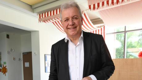 Markus Ferber bleibt Chef des schwäbischen CSU-Bezirksverbands.