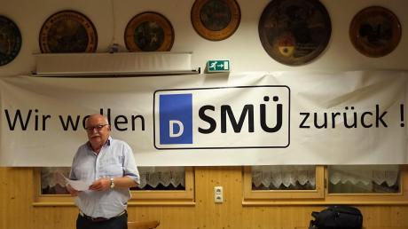 Ein politisch aktiver Mensch war er schon immer, der Ivo Moll. Zuletzt hatte er sich 2016 im Kampf für das alte SMÜ-Kennzeichen engagiert, der erfolgreich war. Nun zieht es ihn nach 16 Jahren Abstinenz erneut auf die politische Bühne.