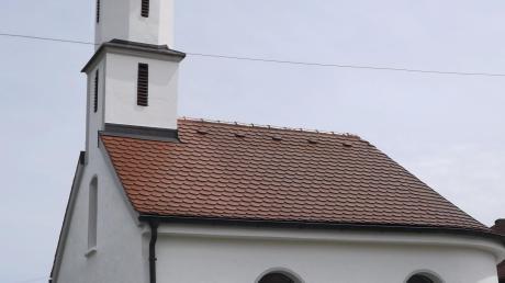 Rund um die Kapelle in Oberrothan findet das Kapellenfest zu Ehren des heiligen Laurentius statt.