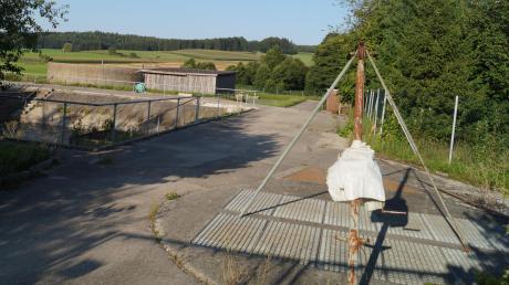 Die Kläranlage in Mittelneufnach ist in die Jahre gekommen. Für die zukünftige Sanierung wurde von der Gemeinde eine Rücklage angespart.