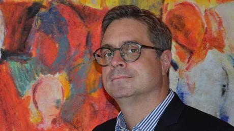 Missionssekretär Markus Hau von den Pallottinern Friedberg berichtete von deren Arbeit in Afrika.