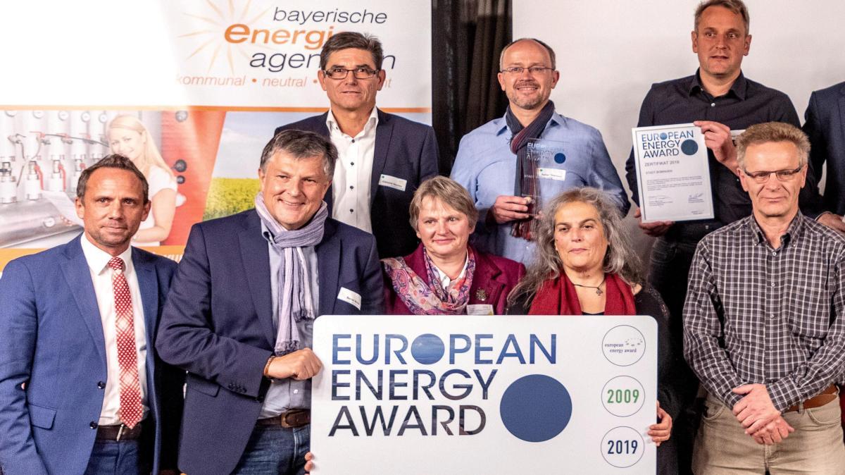Bobingen erhält erneut Umweltpreis - Augsburger Allgemeine