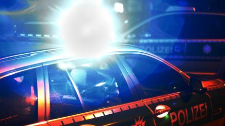 Am Freitagabend hat die Polizei eine verwirrte Frau aufgegriffen.