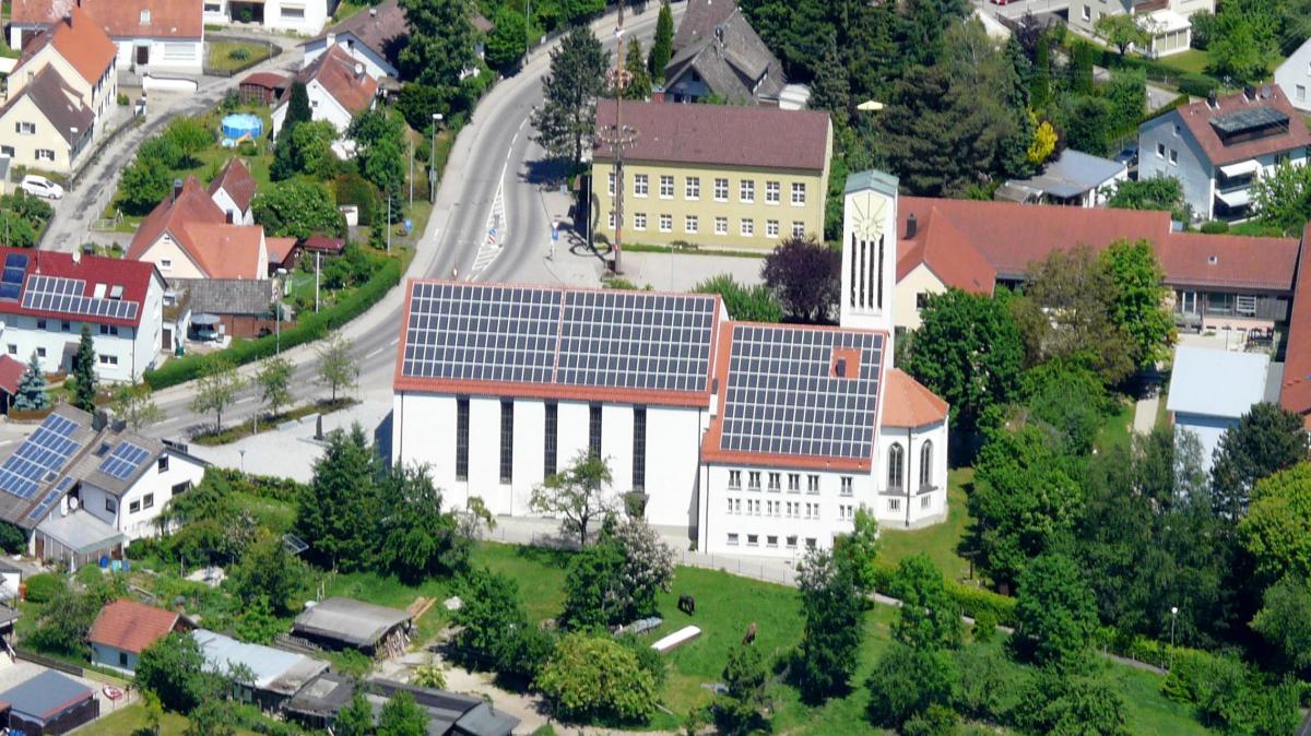 Umweltschutz bewahrt Schöpfung - Augsburger Allgemeine