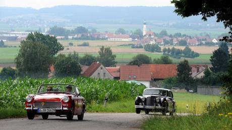 Zum zwölften Mal findet im kommenden Jahr die Oldtimer-Rallye durch das Augsburger Land statt.