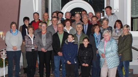Die Skiabteilung des TSV Schwabmünchen ehrte Mitglieder, die das Sportabzeichen abgelegt haben.