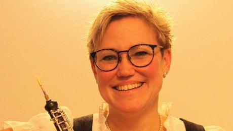 Die Hurlacherin Daniela Rid tritt am Wochenende zum letzten Mal als Dirigentin des Orchesters des Musikvereins Obermeitingen auf.