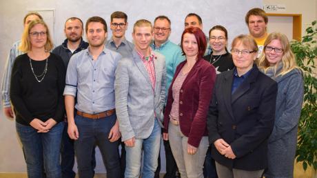 Nach mehrstündiger Stitzung standen die Kandidaten um die Sitze im Kleineitinger Gemeinderat fest.