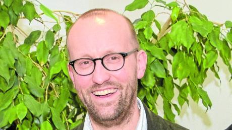 Andreas Reiter möchte Bürgermeister in Oberottmarshausen werden.