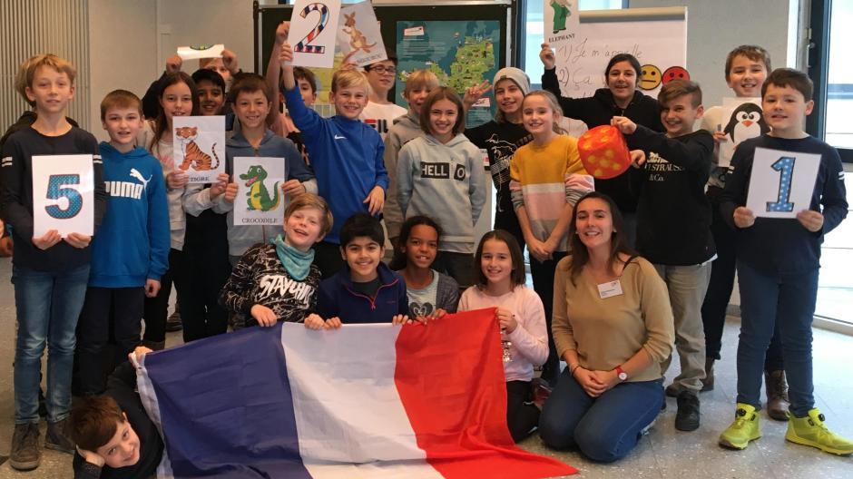 Frankreich kennenlernen