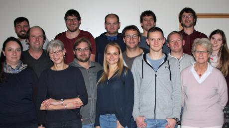 Das sind die Kandidaten der Schwabmühlhauser Dorfliste für die Kommunalwahl 2020.