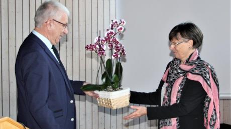 Beim Neujahrswunsch schwingt Wehmut mit: Hiltenfingens Bürgermeister Kornelius Griebl blickt auf eine 36-jährige kommunale Verantwortung zurück.