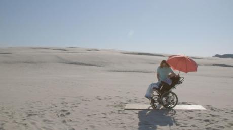 """Diese Szene aus """"Sandmädchen"""" ist das Lieblingsbild von Veronika Raila. Nun wurde der Film unter die zehn besten Filme der vergangenen zehn Jahre gewählt."""