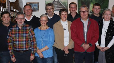 Siebzehn Kandidaten wurden für die Gemeinderatswahl in Mittelneufnach aufgestellt. Alois Auer geht für die CSU-Ortsgruppe in den Wahlkampf um den Bürgermeisterposten.