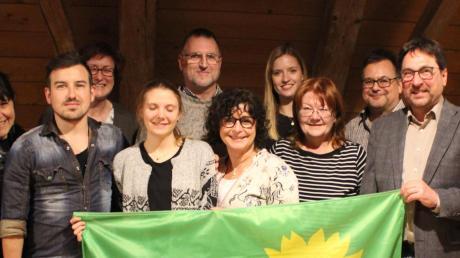 Der Ortsverband der Grünen in Untermeitingen hat seine Kandidaten für die Kommunalwahl im März nominiert.
