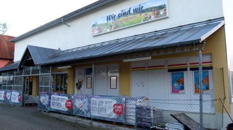 Der einzige Lebensmittelladen in Langenneufnach, der Frischemarkt Kopitz, schließt demnächst. Foto: Siegfried P. Rupprecht