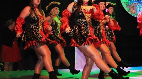 """Die """" of Dance"""" beim letztjährigen Showabend des"""